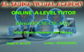 Online Chemistry Tuition Pakistan
